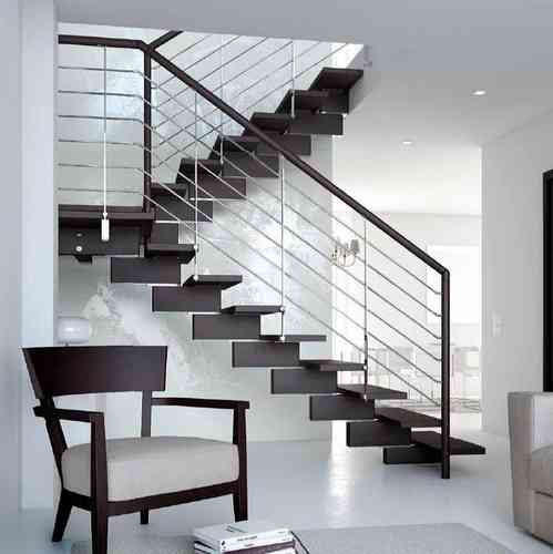 Open Staircase Type