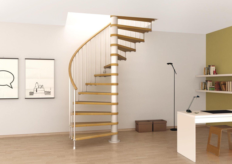 E Saving Spiral Staircase Type Toscana